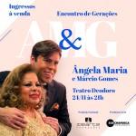 ngela Maria amp Mrcio Gomes em Encontro de Geraes Localhellip